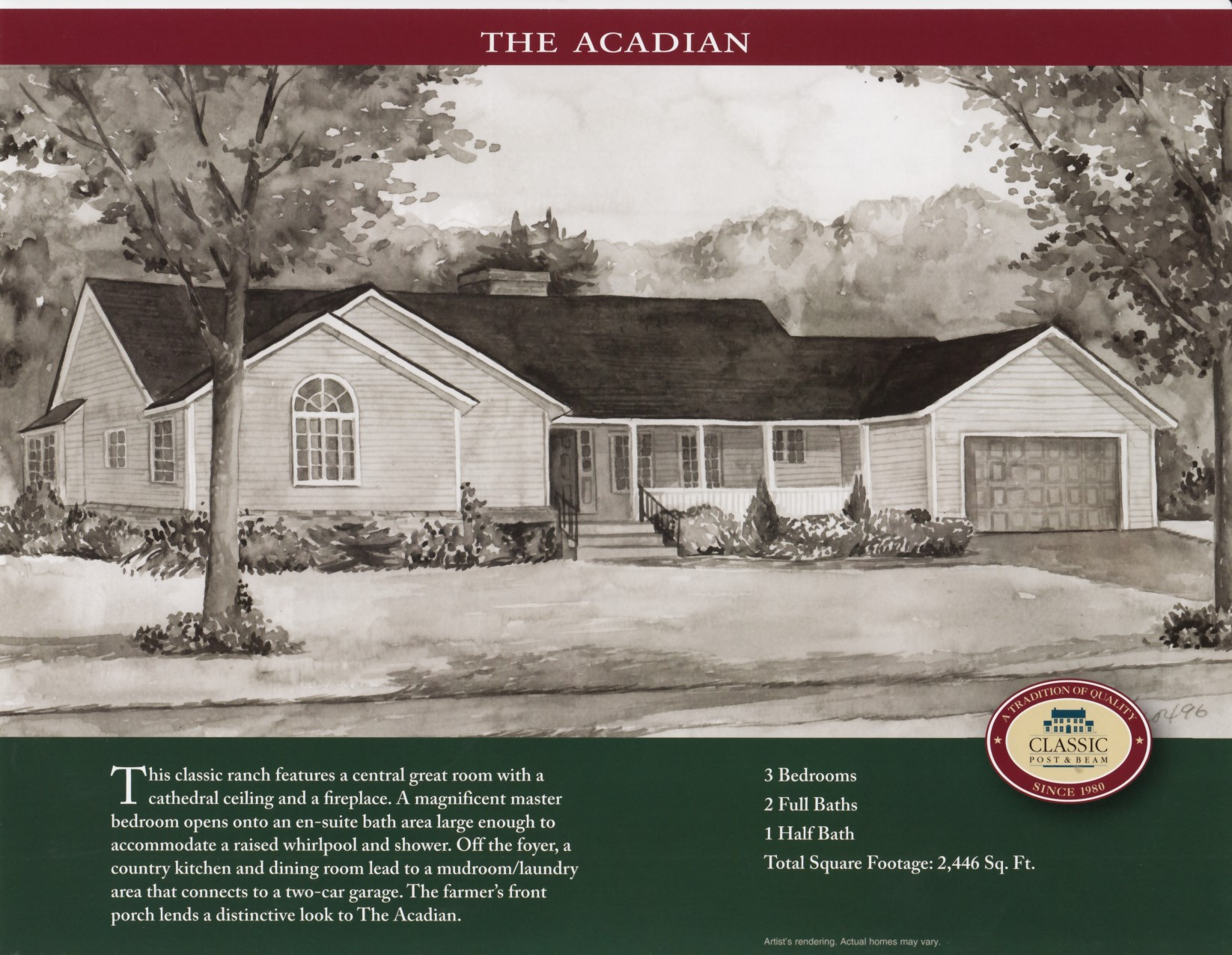 The Acadian - Northeastern Log Homes on creole style house plans, new country house plans, small colonial house plans, south louisiana house plans, island colonial house plans, louisiana style house plans, raised bed wall materials, saltbox farmhouse plans, historic house plans, french house plans, tudor revival house plans, small country house plans, elevated house plans, mission revival house plans, southern living house plans, cottage house plans, country style house plans, raised cabin plans, simple country house plans,
