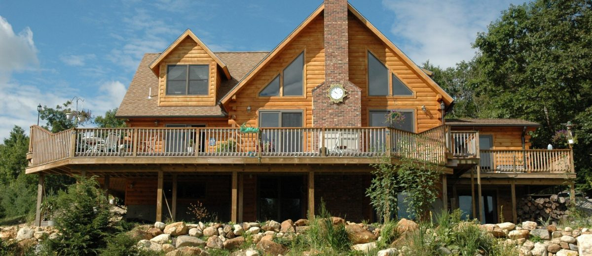 Premium Log Home Packages Pricing Plans Northeastern
