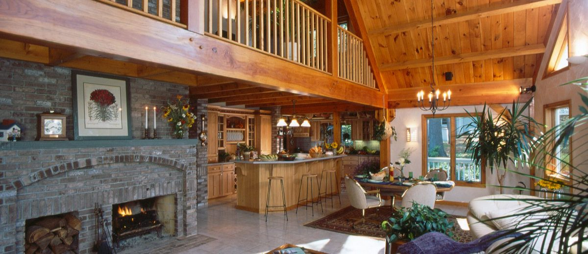 Premium Log Home Packages, Pricing & Plans - Northeastern